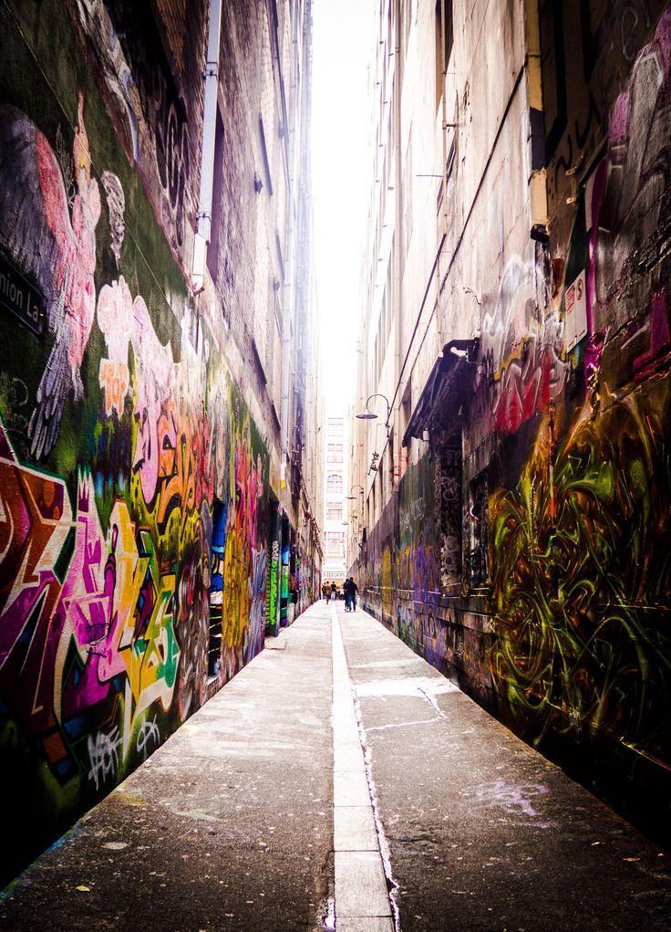 Union Lane, Melbourne.