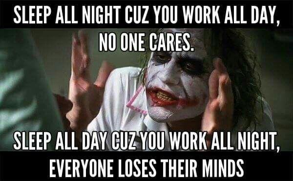 Yep, im a nighter!!!!
