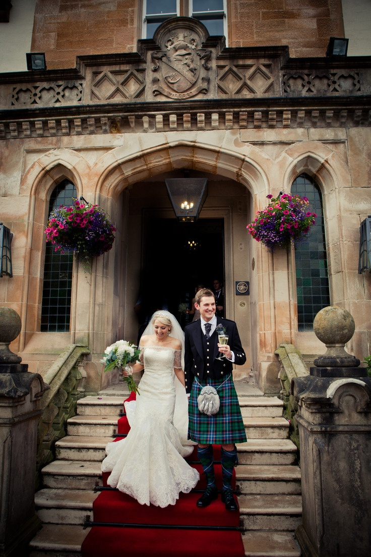 Scotland Wedding By Archibald Photography