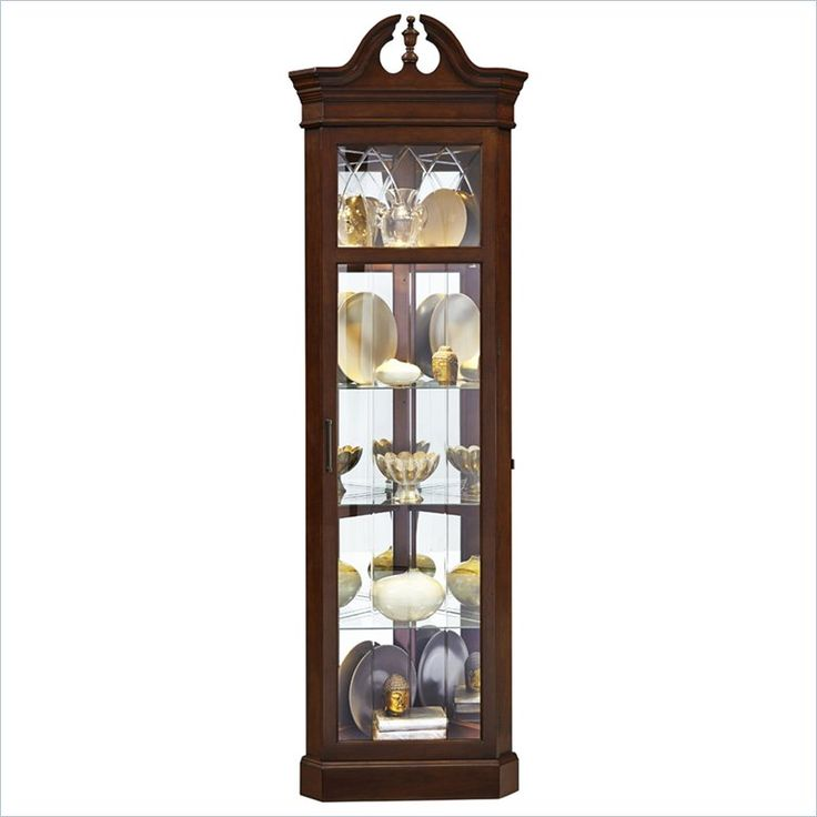 35 best Corner curio cabinet images on Pinterest | Curio cabinets ...