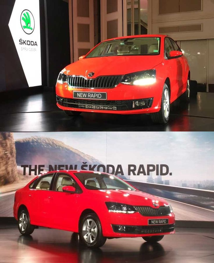2016 Skoda Rapid Facelift Launched in India at INR 8.27 Lakh