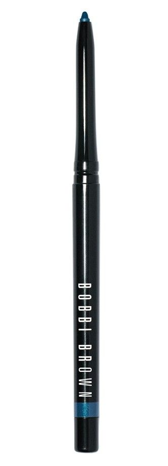 New Bobbi Brown gel eyeliner has a built-in sharpener!