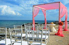 Coral Mist Wedding at Hotel Occidental Aruba #Pin2Win
