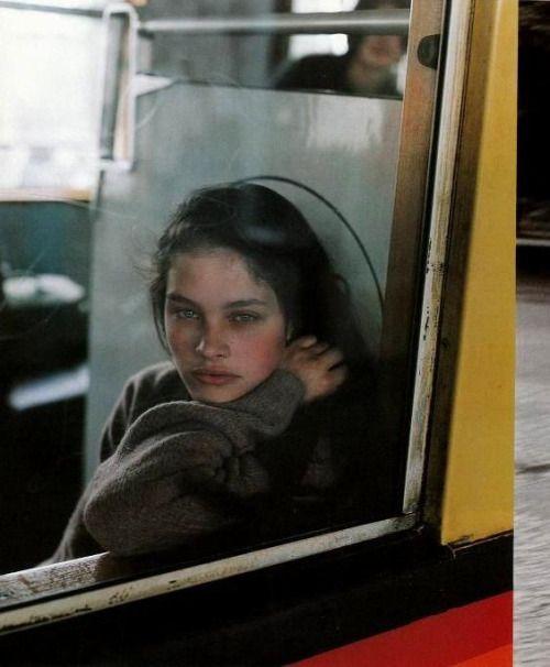 lonneke engel by juergen teller - jigsaw - 1995.