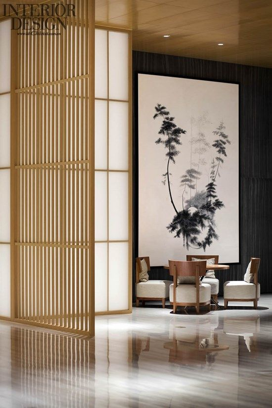 Zen And Quiet   Greenview Mangrove Bay Sales Center _ One American Interiors  Chinese Network