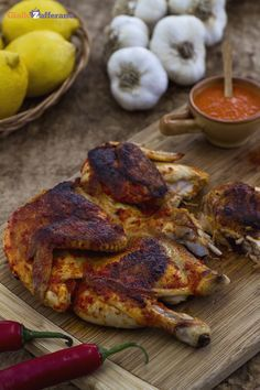 Il #POLLO PIRI PIRI è una #ricetta di carne tipica della cucina portoghese che…