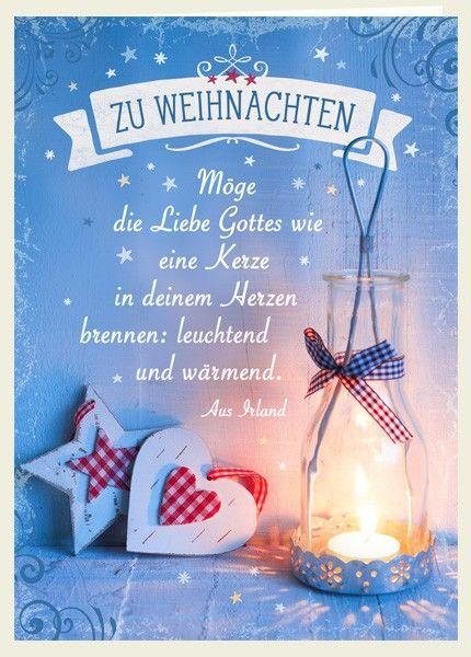 Doppelkarte – Die Liebe Gottes – Janett Dörnbrack