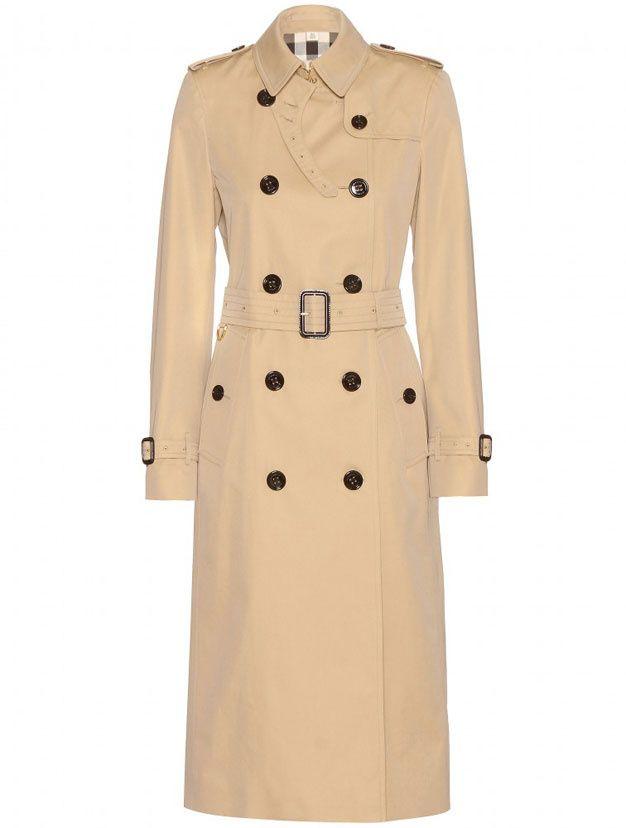 Les basiques mode a avoir dans sa garde-robe - Burberry London, 1 595€