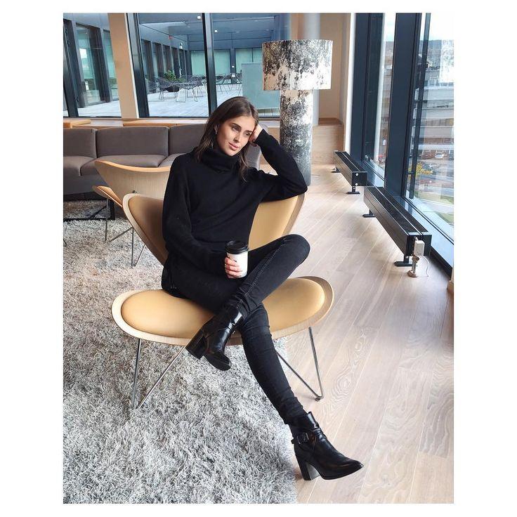 Darja Barannik | Felice Dahl | Scandi Style | #norwegian
