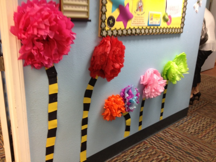 My Dr Seuss Inspired Classroom Open House on Best Dr Seuss Images On Pinterest Preschool Apples Bulletin