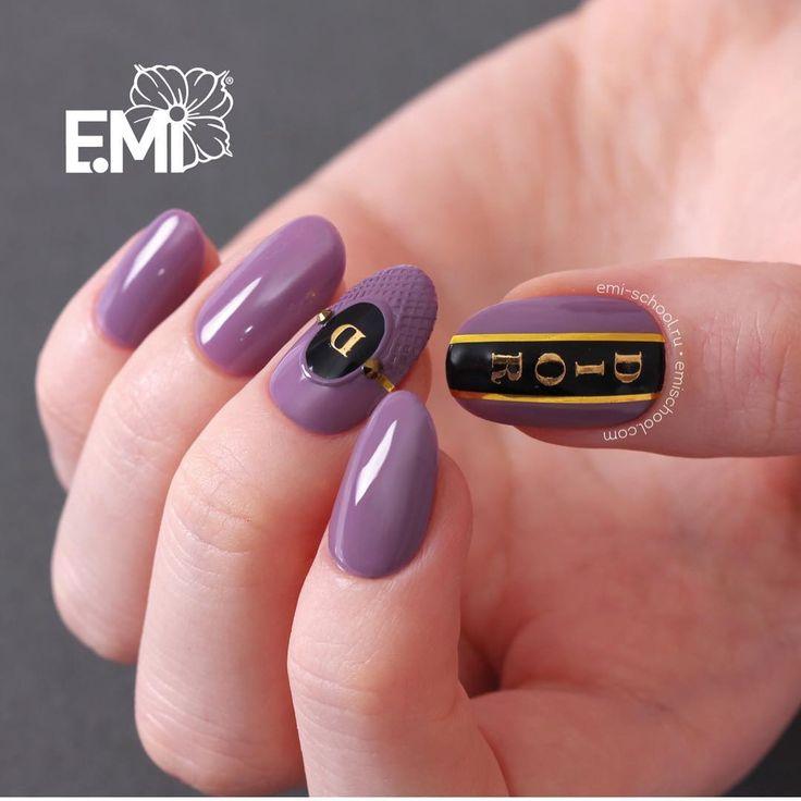 Божественный оттенок под названием #ДикийВиноград ,представлен как в #Emilac, так и в #краскигелевой и в #empasta. Сейчас идёт голосование..... девочки, блондинки,выбираем этот оттенок! ....................... #EmiManicure #EmiLac #EMi #EmiDesign #manicure #emischool #nailart #nails #gelpolish #instanail #нейлкруст #дизайнногтей #маникюр #педикюр #шеллак #nailart #nailpro #nailswag #naildesign #nails4today #nailstagram #nails2inspire #handpainted