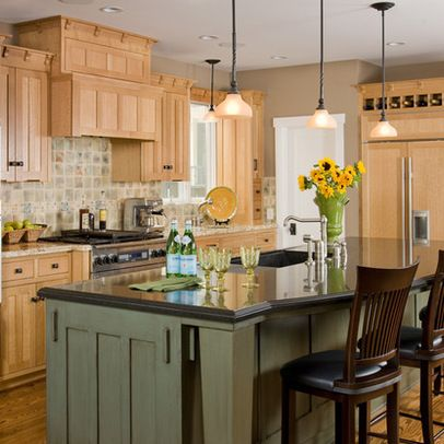 Natural Maple Trim Design Ideas, Pictures, Remodel, and ...