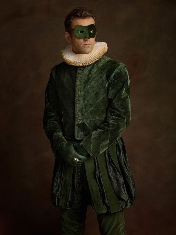 sacha goldberger super flemish green lantern