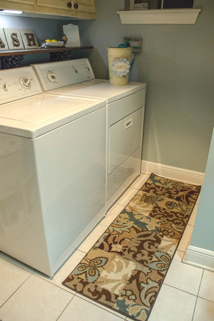 Laundry Room Shelf Ideas Pinterest