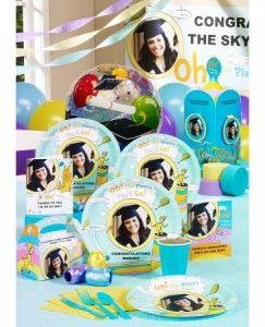 dr suess graduation party supplies