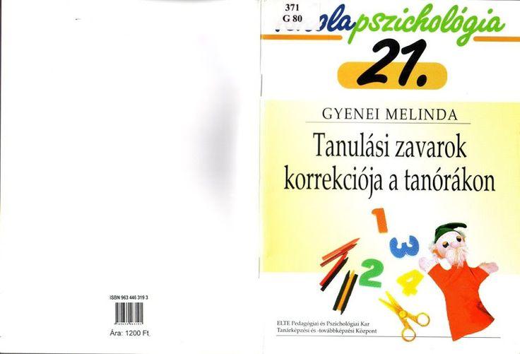 TANULÁSI ZAVAROK - Schieber Andrea - Picasa Webalbumok