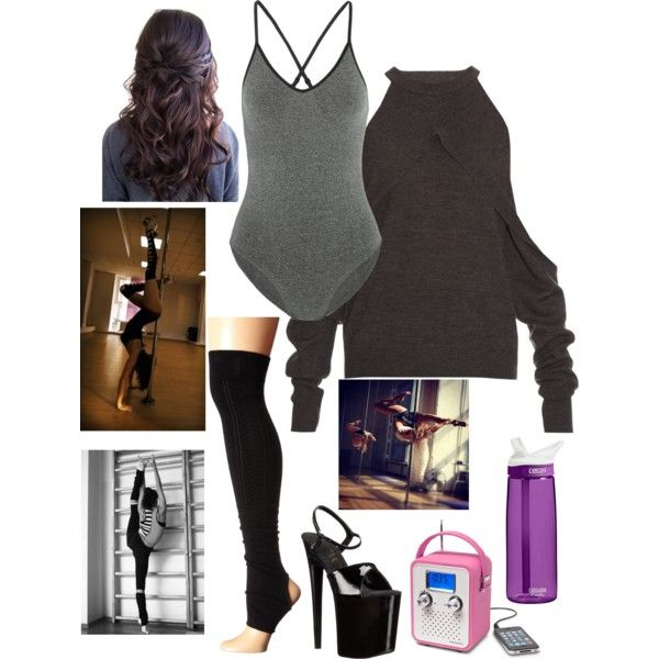 A fashion look from May 2016 featuring Dion Lee sweaters, Ivy Park and ToeSox hosiery. Browse and shop related looks.
