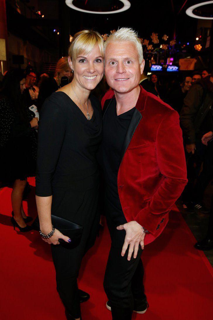 Pin for Later: Beim Deutschen Comedypreis 2015 ging es nicht nur lustig – sondern auch ganz schön emotional zu Guido Cantz und Kerstin Ricker