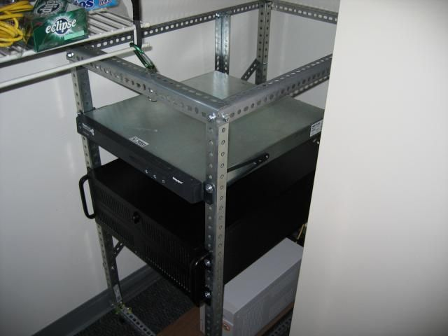 15 best server racks images on pinterest server rack for Homemade rack case