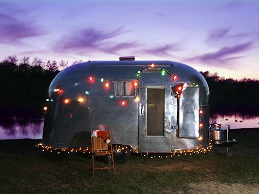 Vintage Airstreams Decorated | Decorated Airstream Pacer.jpg
