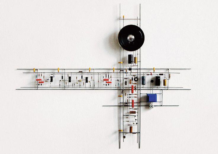 Peter Vogel – Künstler – GALERIE ALBERT BAUMGARTE…