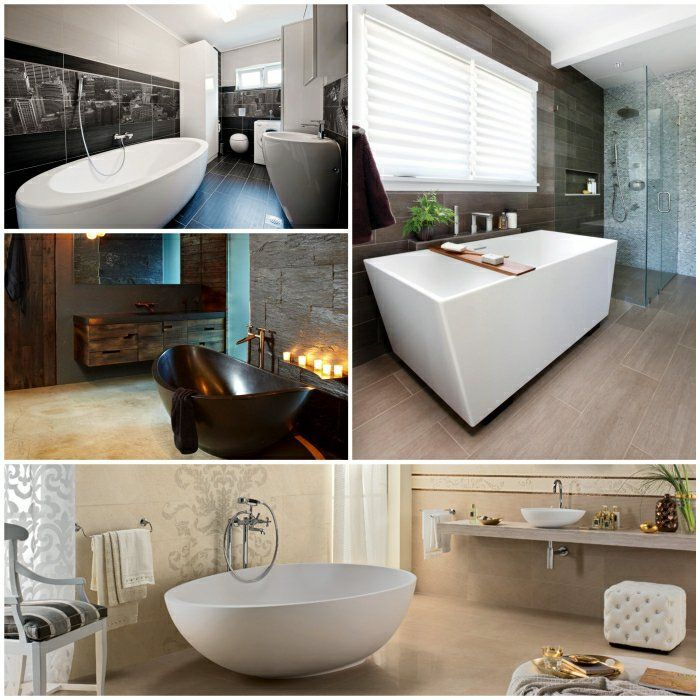 243 best Badezimmer images on Pinterest Bathroom ideas, Bathroom - badezimmer einrichten ideen