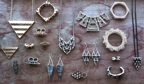 Tendências e tecnologia: a chegada da impressão 3D na moda