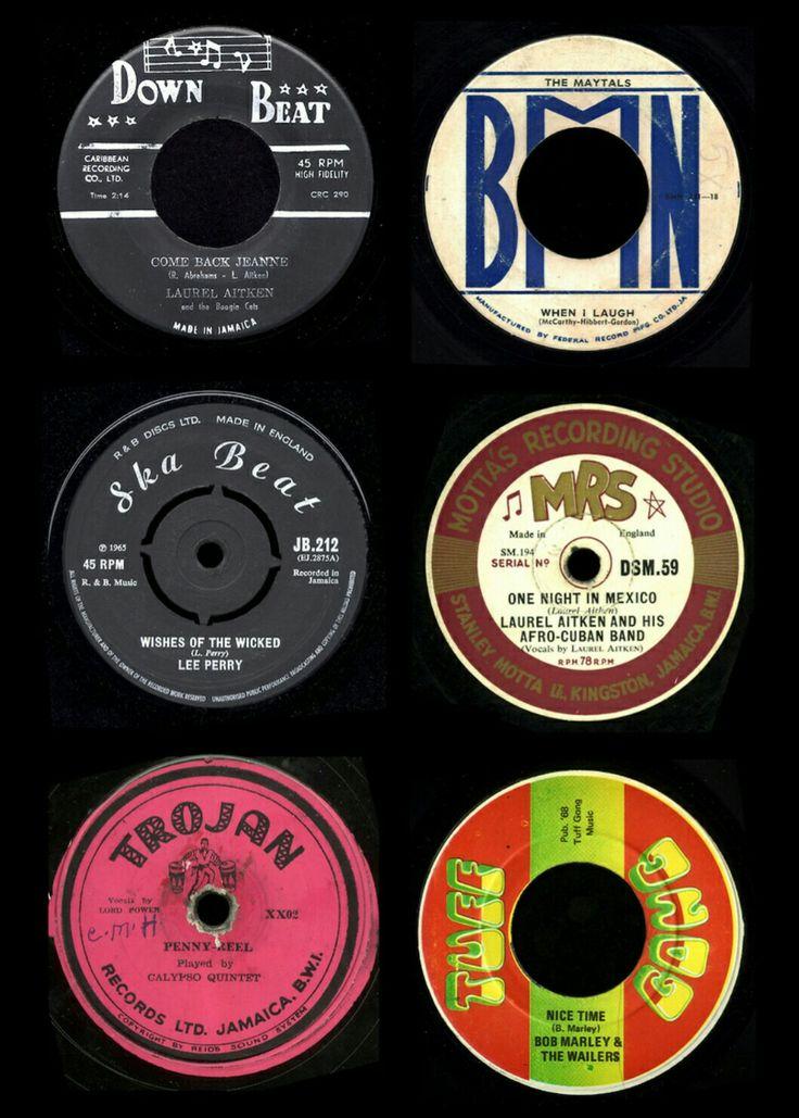 19 Best Reggae Labels Images On Pinterest Vinyls Vinyl