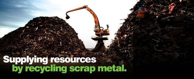 EMR - Scrap Metal Recycling & Scrap yards