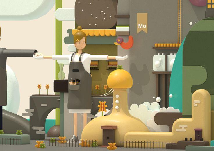 """다음 @Behance 프로젝트 확인: """"DRAW THE IMAGINATION"""" https://www.behance.net/gallery/45719725/DRAW-THE-IMAGINATION"""