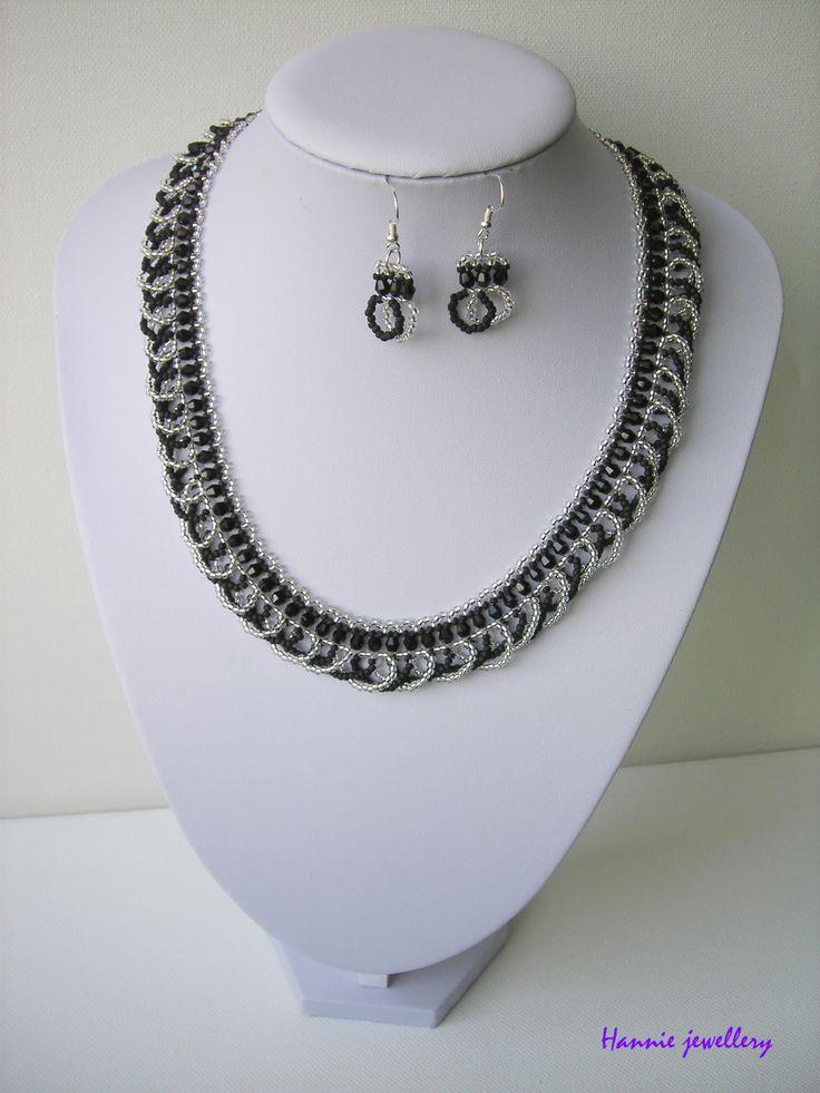 Beading jewelery from Hannie jewellery :) Cheb, Czech republic http://hanniejewellery.cz/