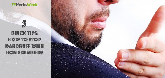Commercial OTC anti-dandruff shampoos might be effective in providing relief. But, if you prefer alternative remedies for some good reasons, there are a few easily-available natural ingredients that can prove helpful. Here are some effective ways how to stop dandruff with alternative home remedies: