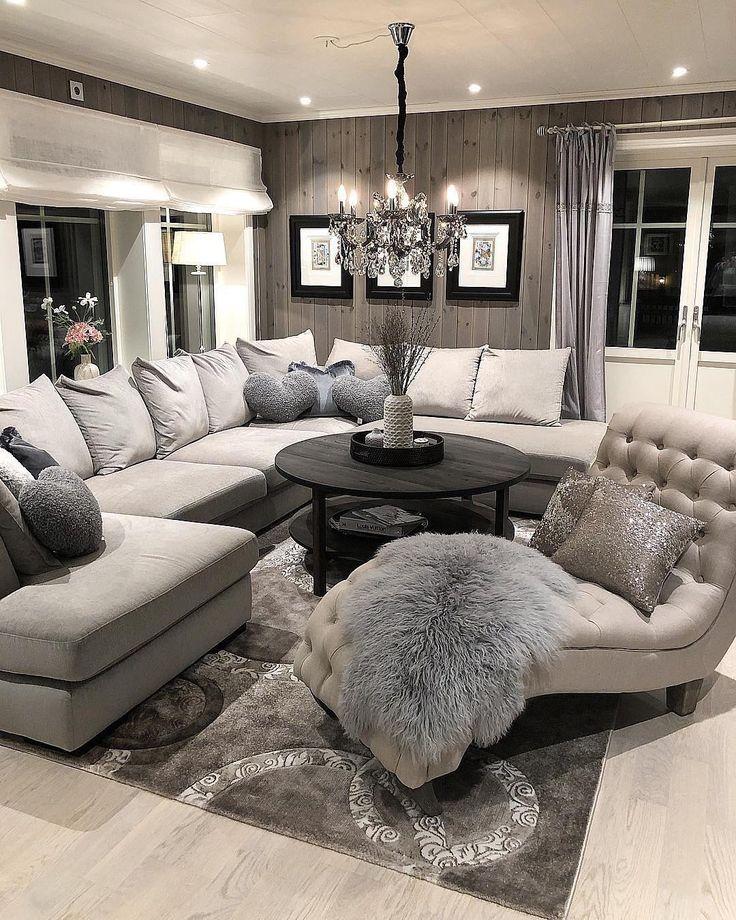 Nytalhjem ديكور ديكورات مطبخ مطابخ مجلس صالون صاله صوره صورة فن Apartment Living Room Design Small Living Room Decor Apartment Living Room