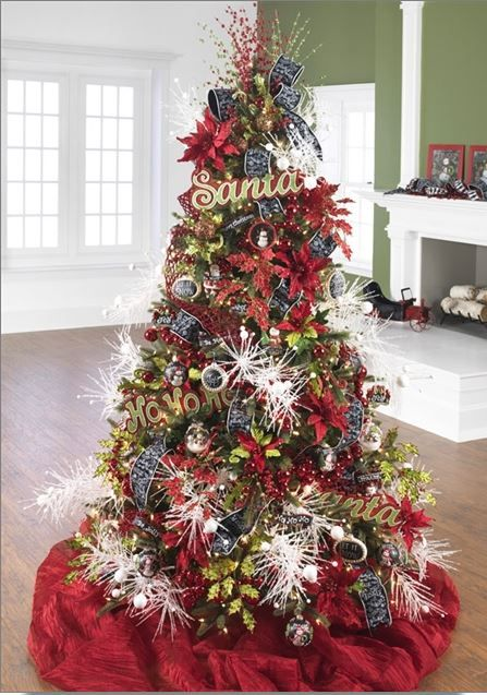 Sneak peek at 2014 raz christmas trees christmas tree for Decorating 10ft christmas tree