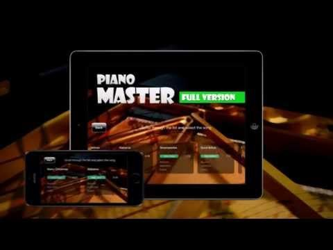 Piano Master is a music game, just follow the notes on the screen and you will be able to play many famous songs. The game includes songs composed by Beethoven, Chopin, Bach and other famous classical music authors, as well as popular melodies like Merry Christmas, Happy Birthday To You, and many others!