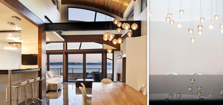 KBC DevelopmentsKbc Development, Dreams Getaways, Amazing Spaces, Good View, Branco Iluminacao, Curves Ceilinged Roof, Coast Modern, Living, Dreams Spaces