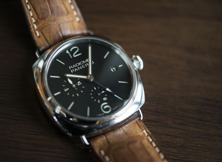 A Week On The Wrist: The Panerai Radiomir 323 10 Days GMT