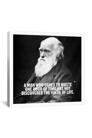 Looks like Darwin was anti-Pinterest