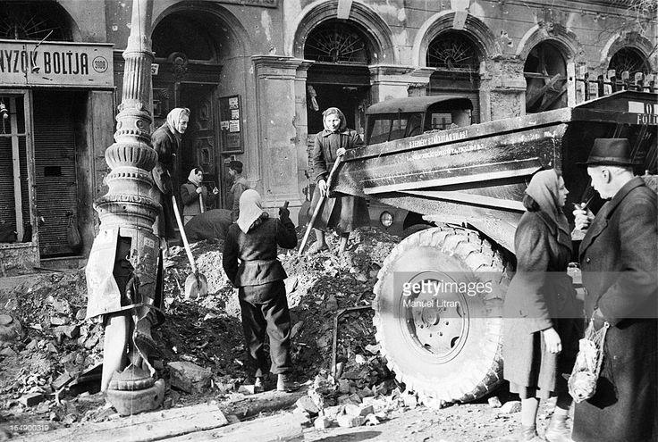 Image result for 1956 revolution budapest