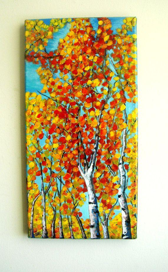 original acrylic painting by VESNAsART