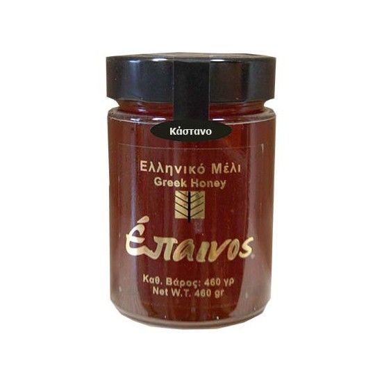 Μέλι Έπαινος Καστανιάς 450 γρ