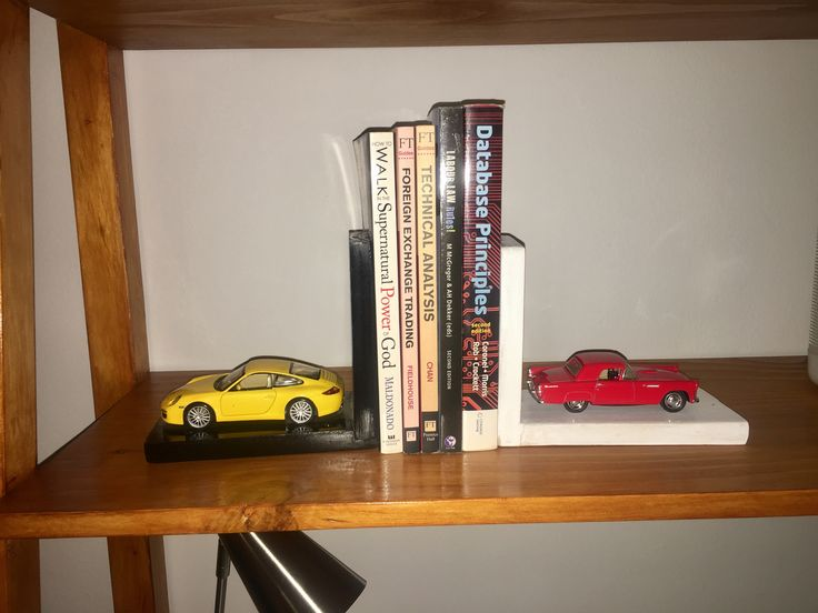 Bookends, Car collection