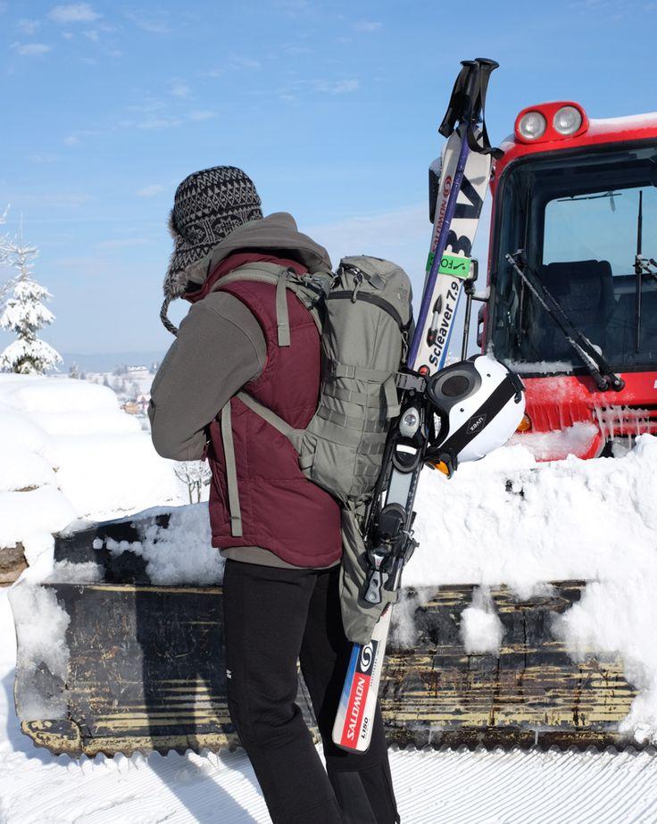 Review: Mystery Ranch ASAP Winter Mountain Testing - MOTUS #mysteryranch #backpacks