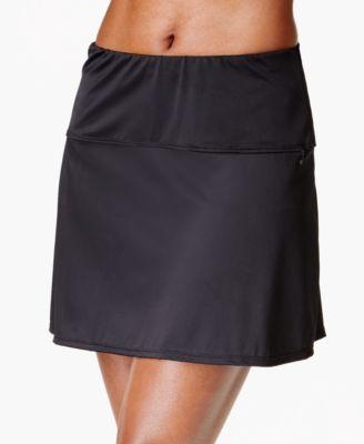 Miraclesuit Tummy-Control Swim Skirt - Swimwear - Women - Macy's