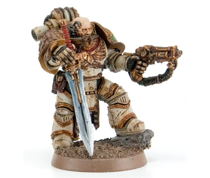 New Forgeworld Legion Praetors, Warhammer 40k | warhammer ...