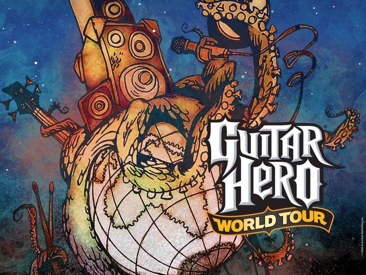 Games Wallpaper: Guitar Hero World Tour