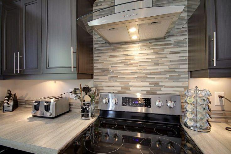 99 best cuisine et salle de bain images on pinterest for Dosseret aluminium cuisine