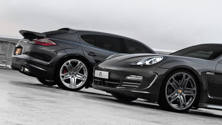2014 Kahn Design Porsche Panamera 3.0 Diesel V6 Super Sport Wide Track