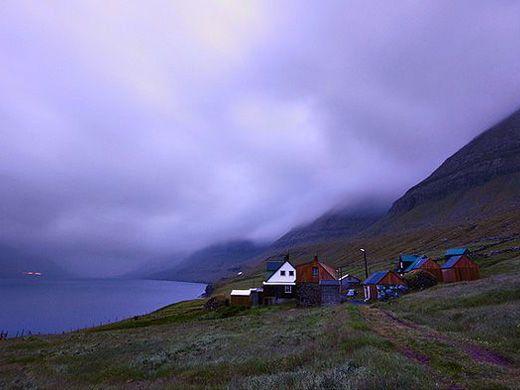 Πόλεις Φαντάσματα Ανά Τον Κόσμο Vol.2 / Múli , Faroe Islands