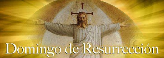 Stanley Roy informa: Domingo de Resurrección